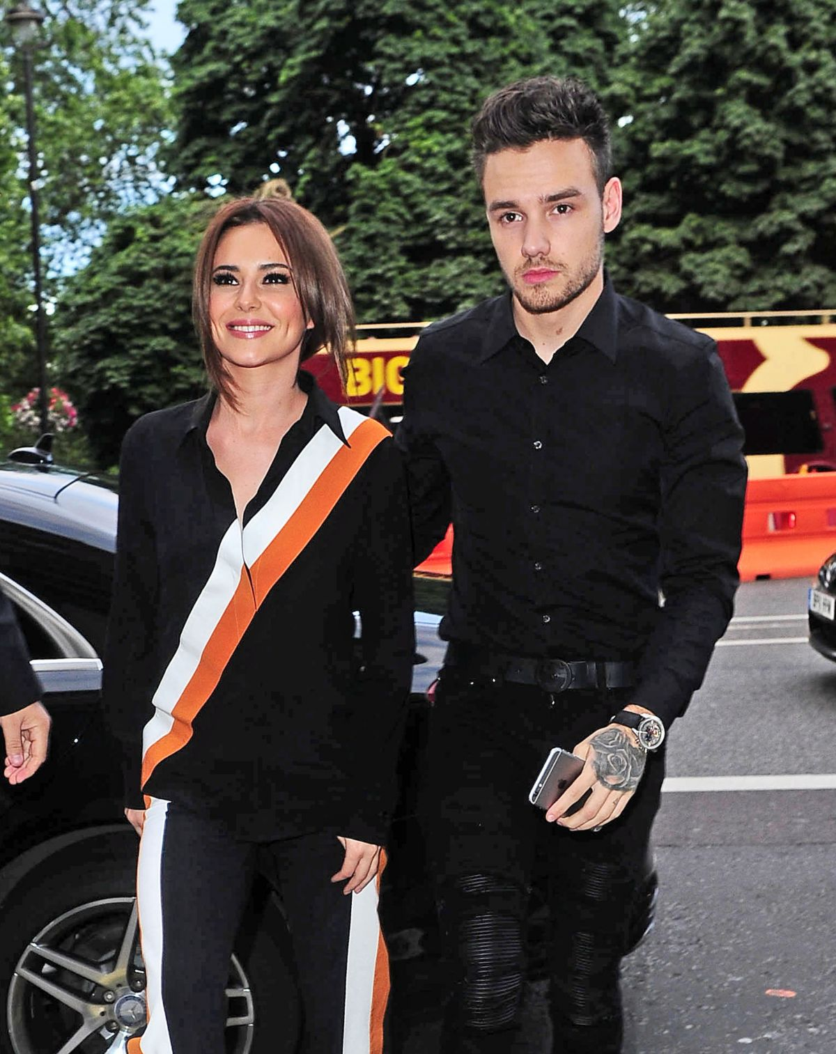 Cheryl cole hawtcelebs cheryl cole arrives at her birthday dinner in london 06302016 bookmarktalkfo Images