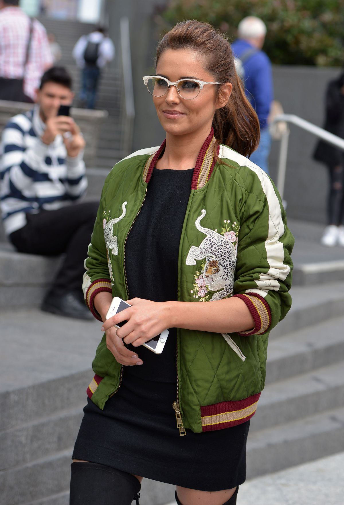 Cheryl Cole At Soho House Exclusive 2016 House Festival In