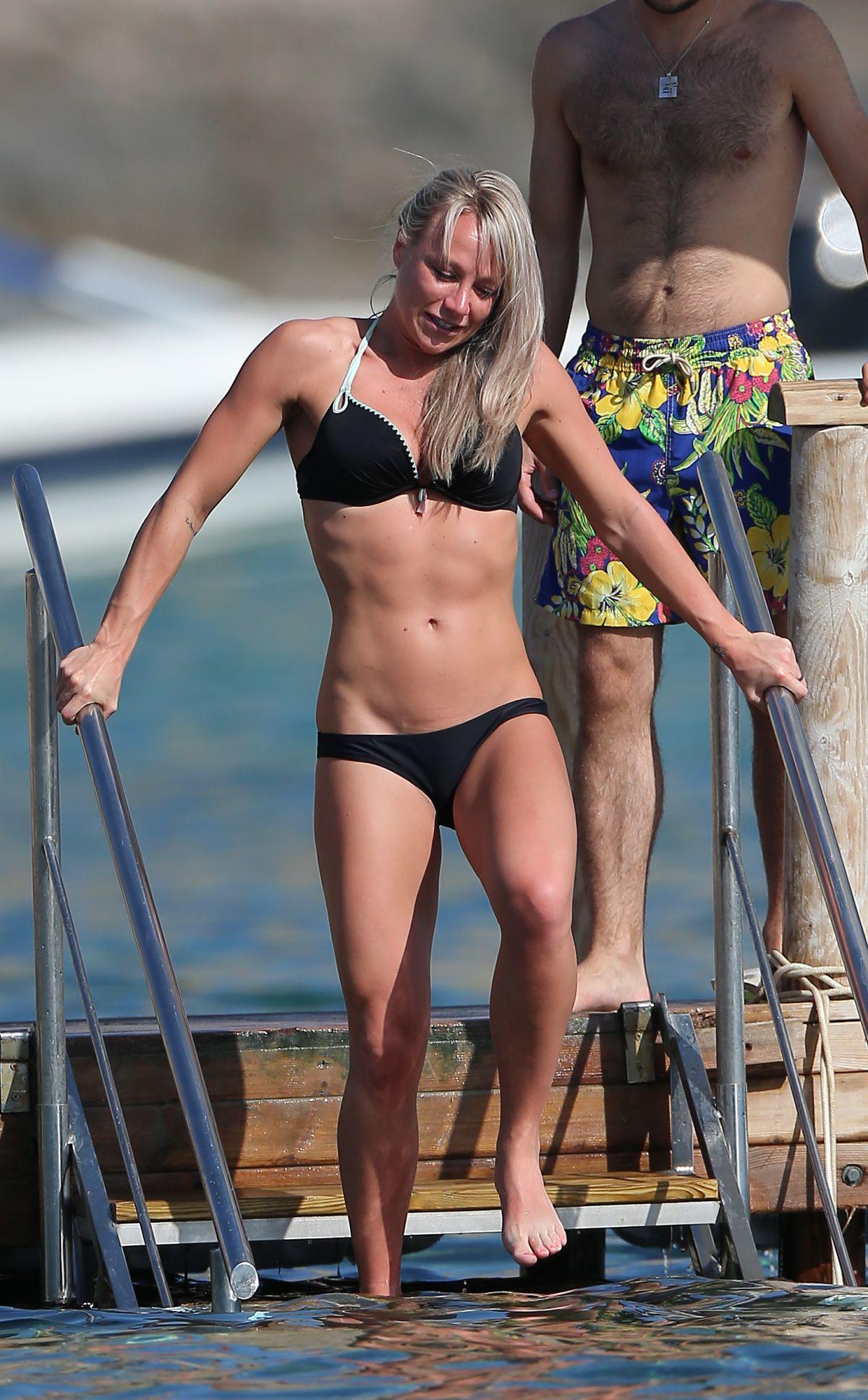 CHLOE MADELEY in Bikini in Ibiza 07/02/20196