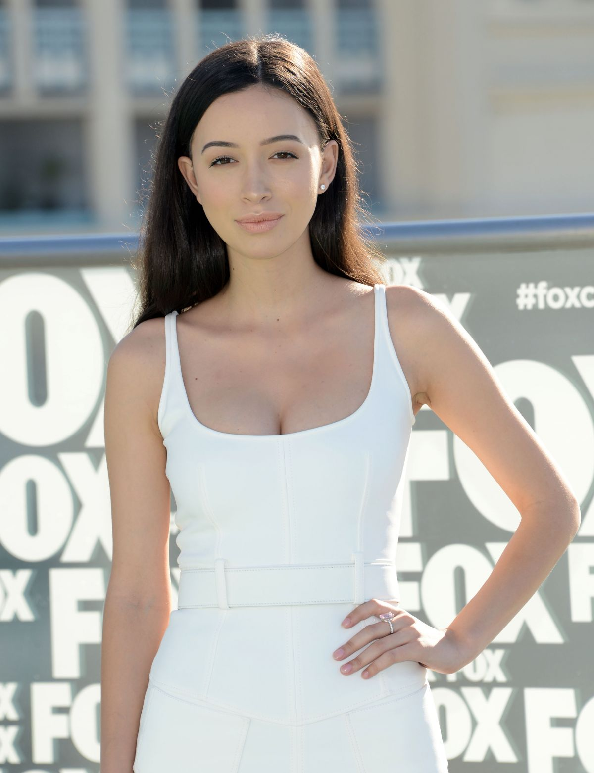 CHRISTIAN SERRATOS at The Walking Dead Press Line at Comic-con in San Diego 07/22/2016