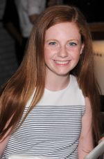 CLARE FOLEY Out in New York 07/18/2016