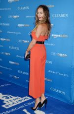 COURTNEY SIXX at 'Gleason' Premiere in Los Angeles 07/14/2016