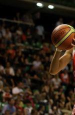 Croatian Pro Basketball Player - ANTONIJA MISURA