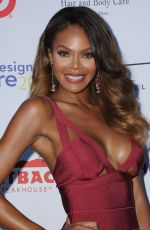 CRYSTLE STEWART at Hollyrod Foundation