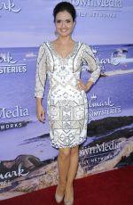 DANICA MCKELLAR at Hallmark Movies and Mysteries Summer 2016 TCA Press Tour in Beverly Hills 07/27/2016