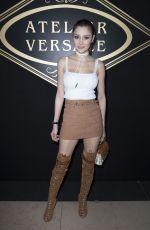 DEBORAH HUNG at Atelier Versace Fashion Show in Paris 07/03/2016