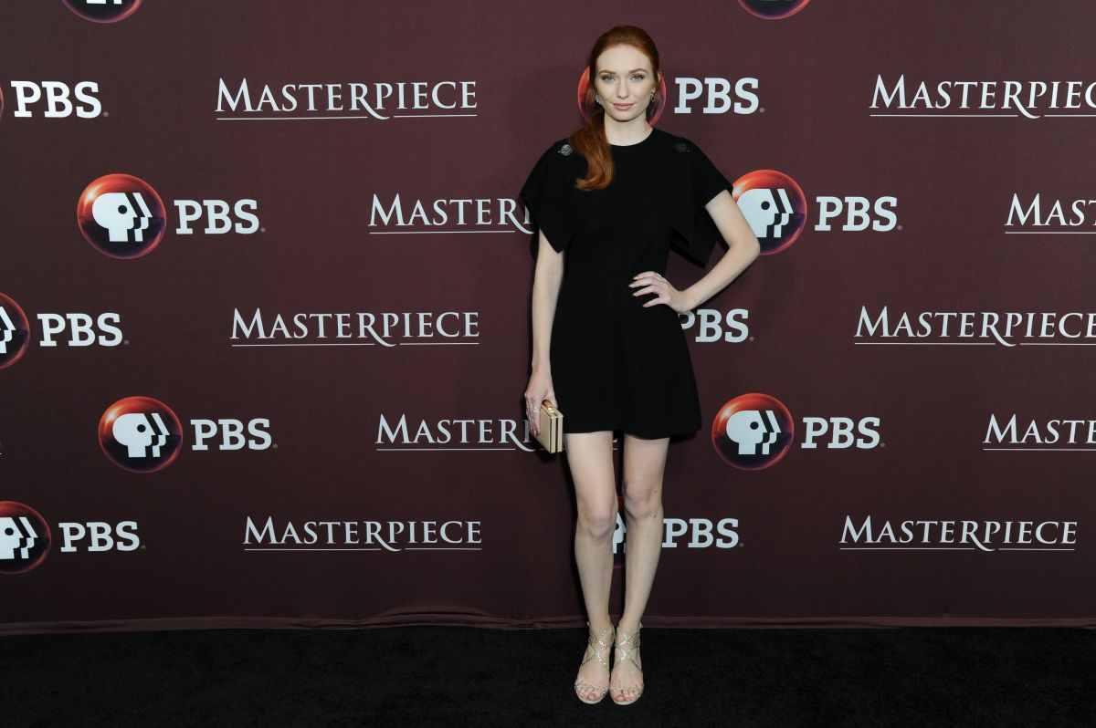 ELEANOR TOMLINSON at 2016 Television Critics Association Summer Tour in Beverly Hills 07/28/2016