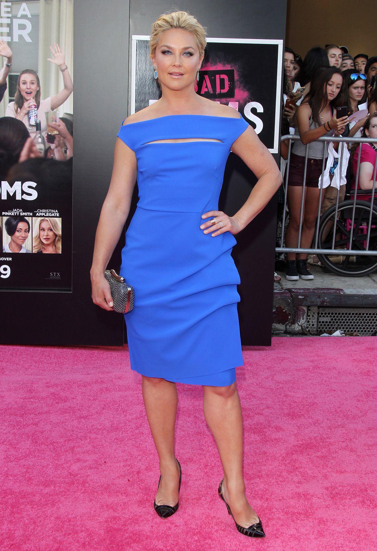 ELISABETH ROHM at 'Bad Moms' Premiere in Los Angeles 07/26/2016