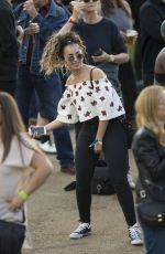 ELLA EYRE at Summer Time Festival in Hyde Park in London 07/03/2016