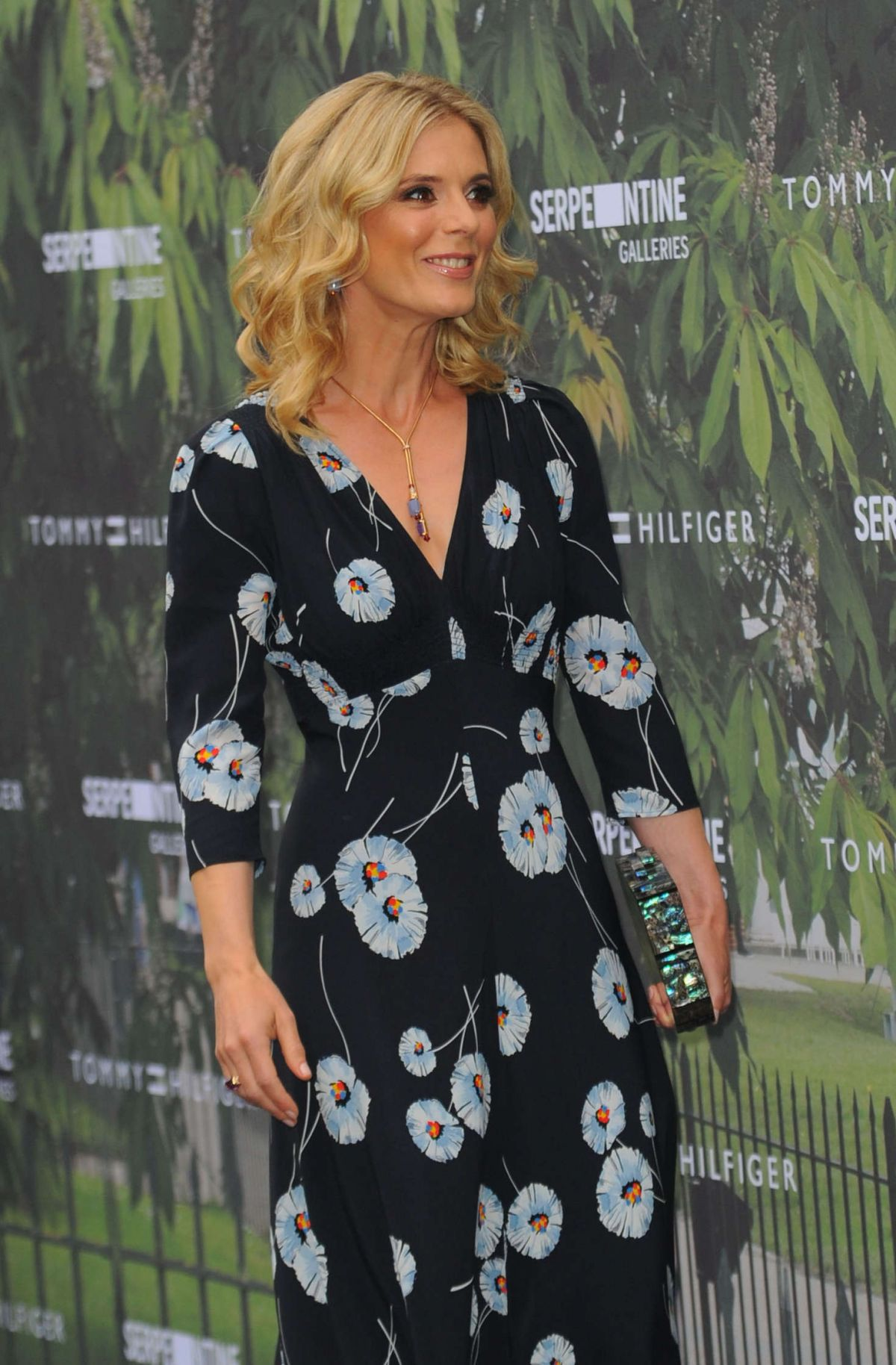 EMILIA FOX at Serpentine Summer Party in London 07/06/2016