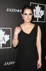 EMILY HAMPSHIRE at Golden Maple Awards 2016 in Los Angeles 0/01/2016