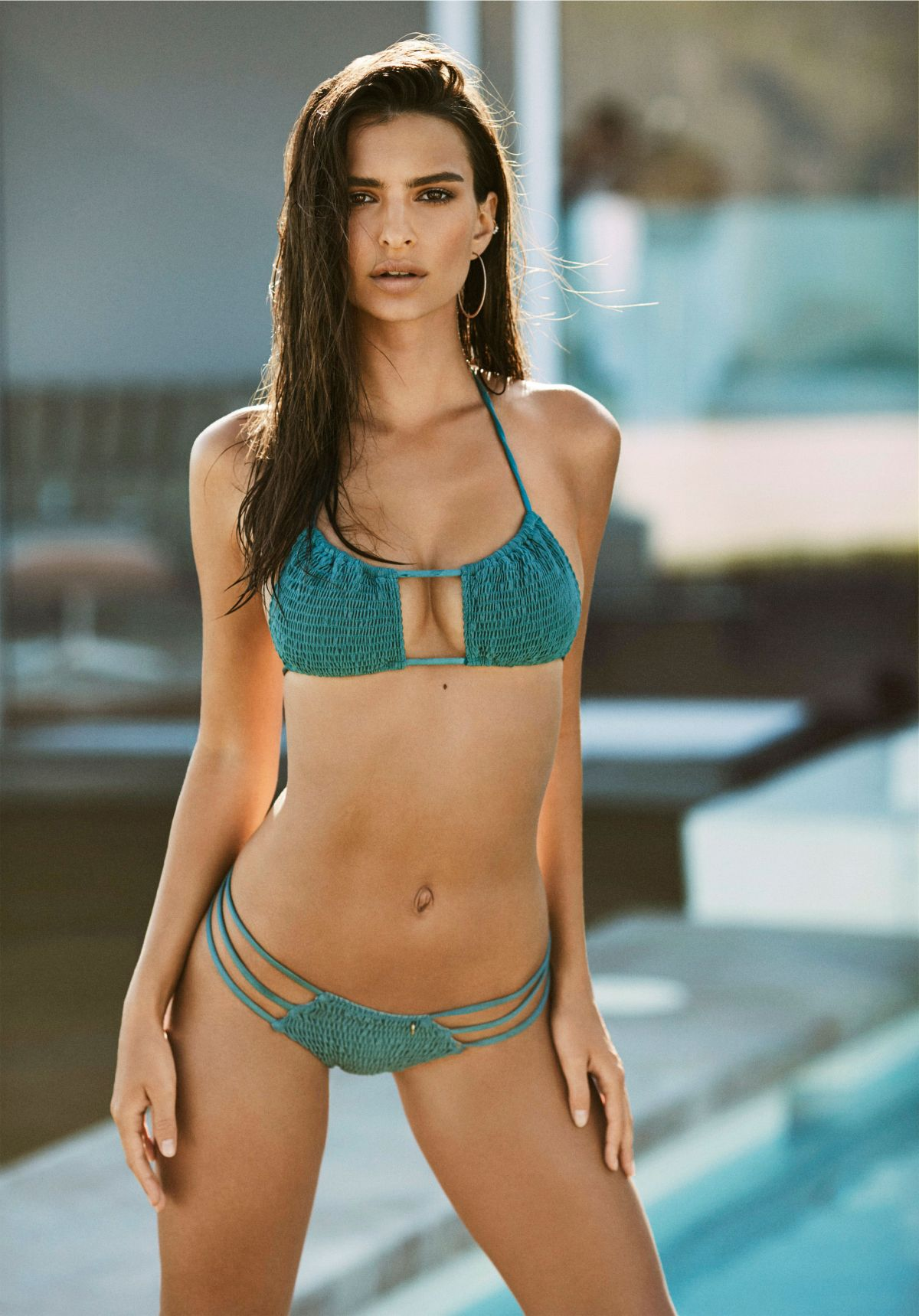 EMILY RATAJKOWSKI in Bikini for Amore & Sorvete Collection ...