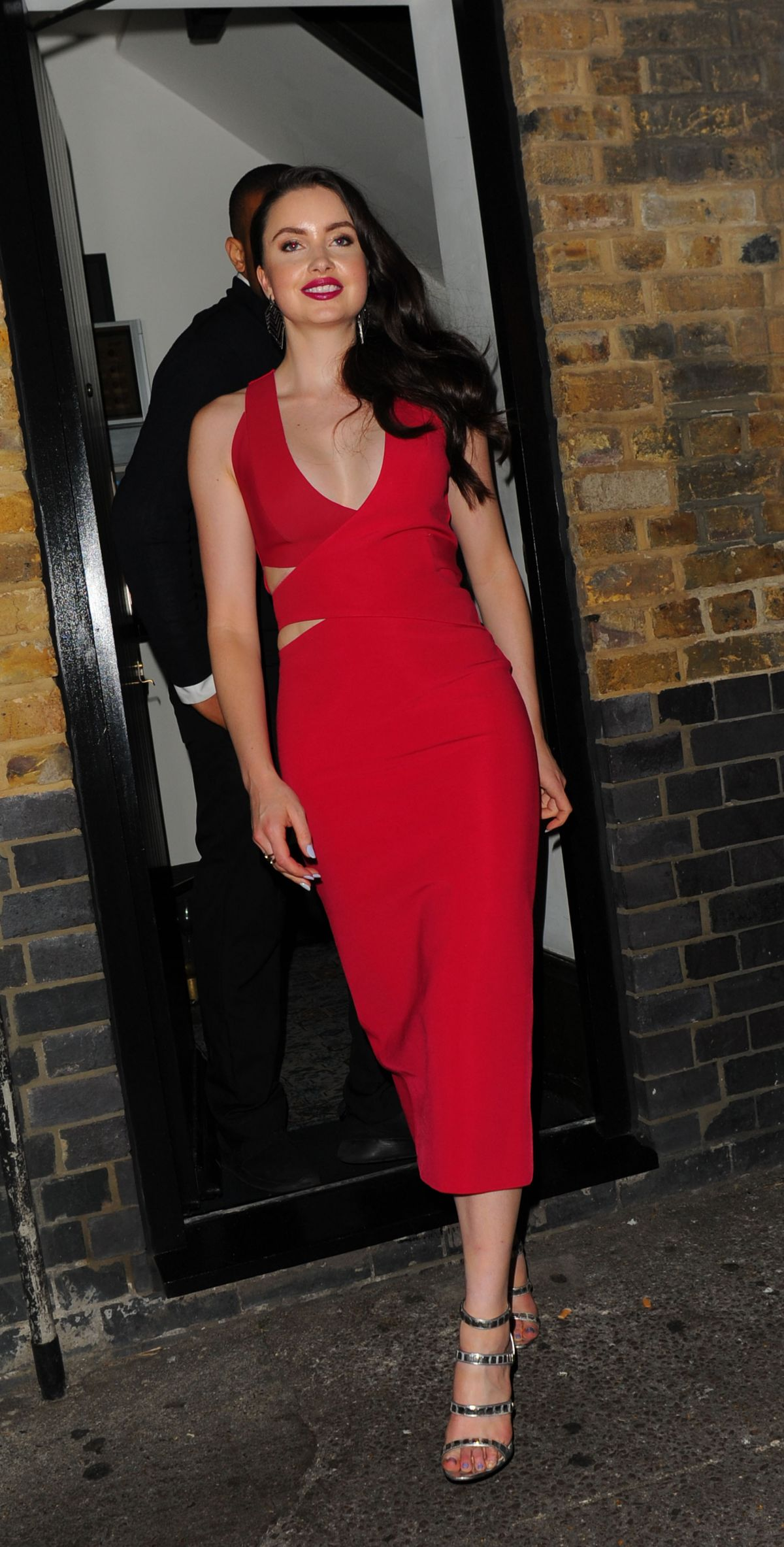 EMMA MILLER at Chiltern Firehouse in London 07/06/2016