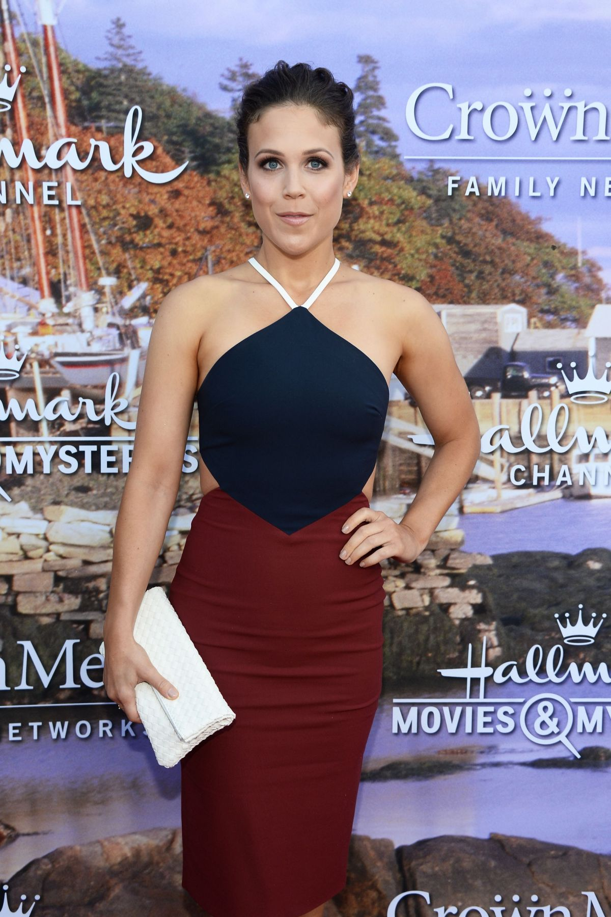 ERIN KRAKOW at Hallmark Movies and Mysteries Summer 2016 TCA Press Tour in Beverly Hills 07/27/2016