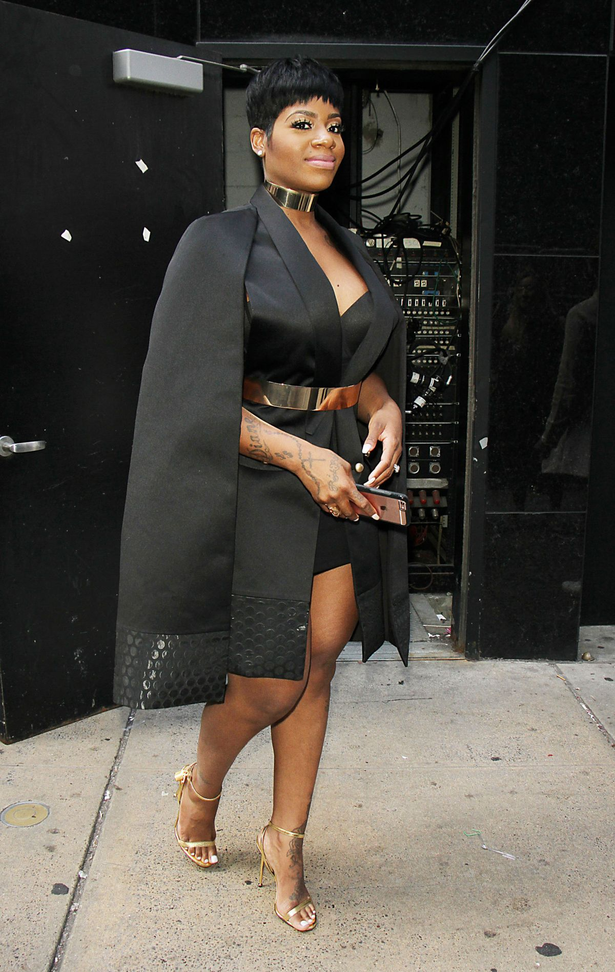 Nude Pics Of Fantasia Barrino 16