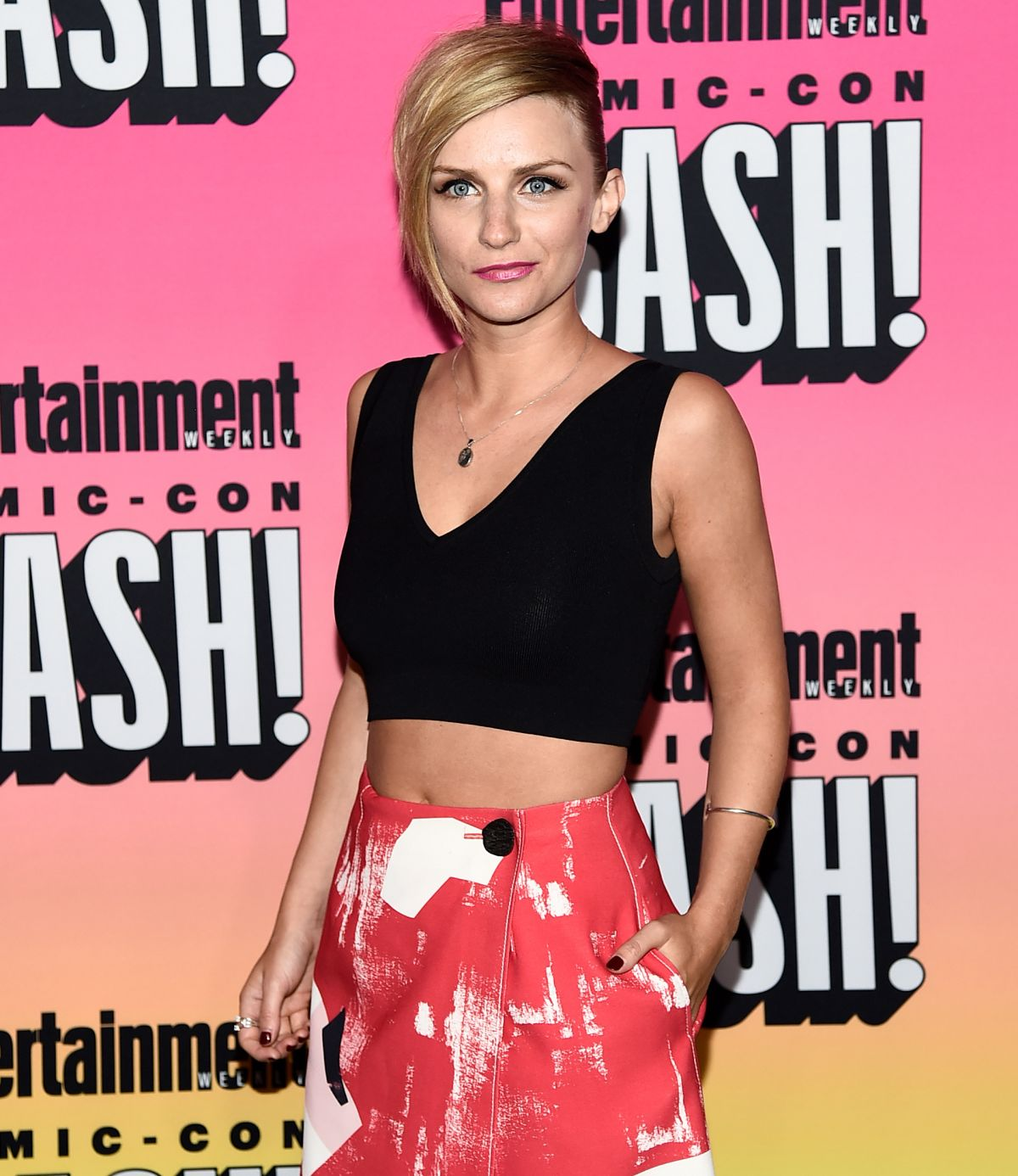 FAYE MARSAY at Entertainment Weekly