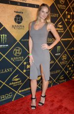 GENEVIEVE MORTON at 2016 Maxim Hot 100 Party in Los Angeles 07/30/2016