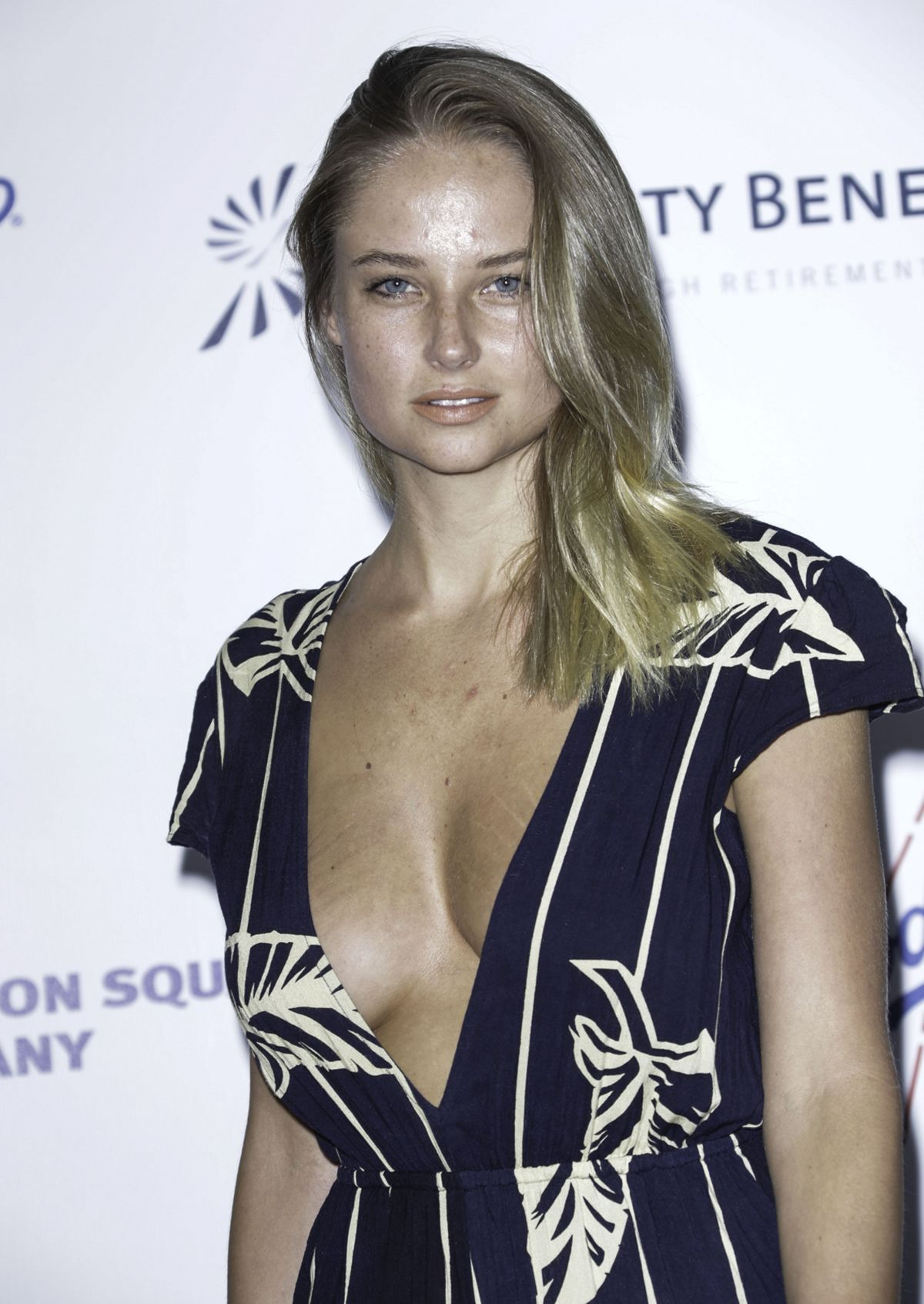 GENEVIEVE MORTON at LA Dodgers Foundation Blue Diamond Gala in Los Angeles 07/28/2016