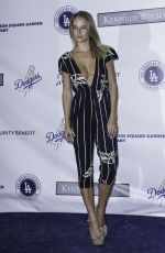 GENEVIEVE MORTON at LA Dodgers Foundation Blue Diamond Gala in Los Angeles 07/28/2016