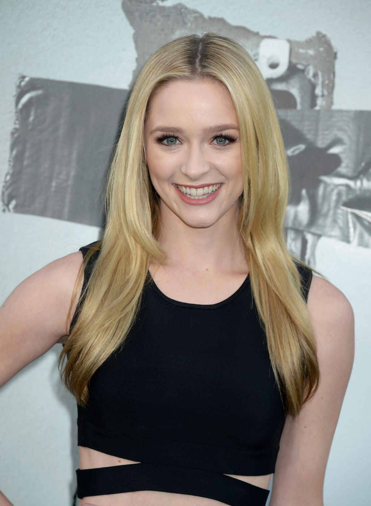 GREER GRAMMER at Lights Out Premiere in Los Angeles 07/19 ...