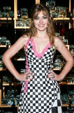 IMOGEN POOTS at Marc Jacobs Divine Decadence Fragrance Dinner in Los Angeles 07/21/2016