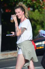 IRELAND BALDWIN Out and About in Venice Beach 07/13/2016