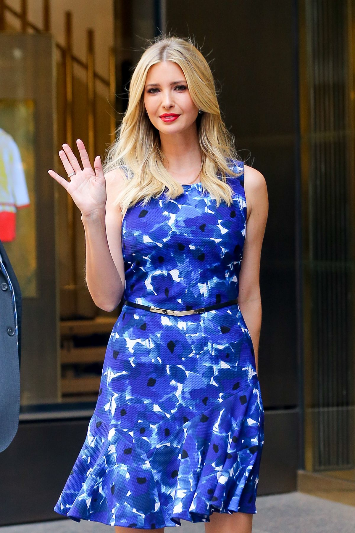 IVANKA TRUMP Out and About in New York 06/30/2016 - HawtCelebs Ivanka Trump