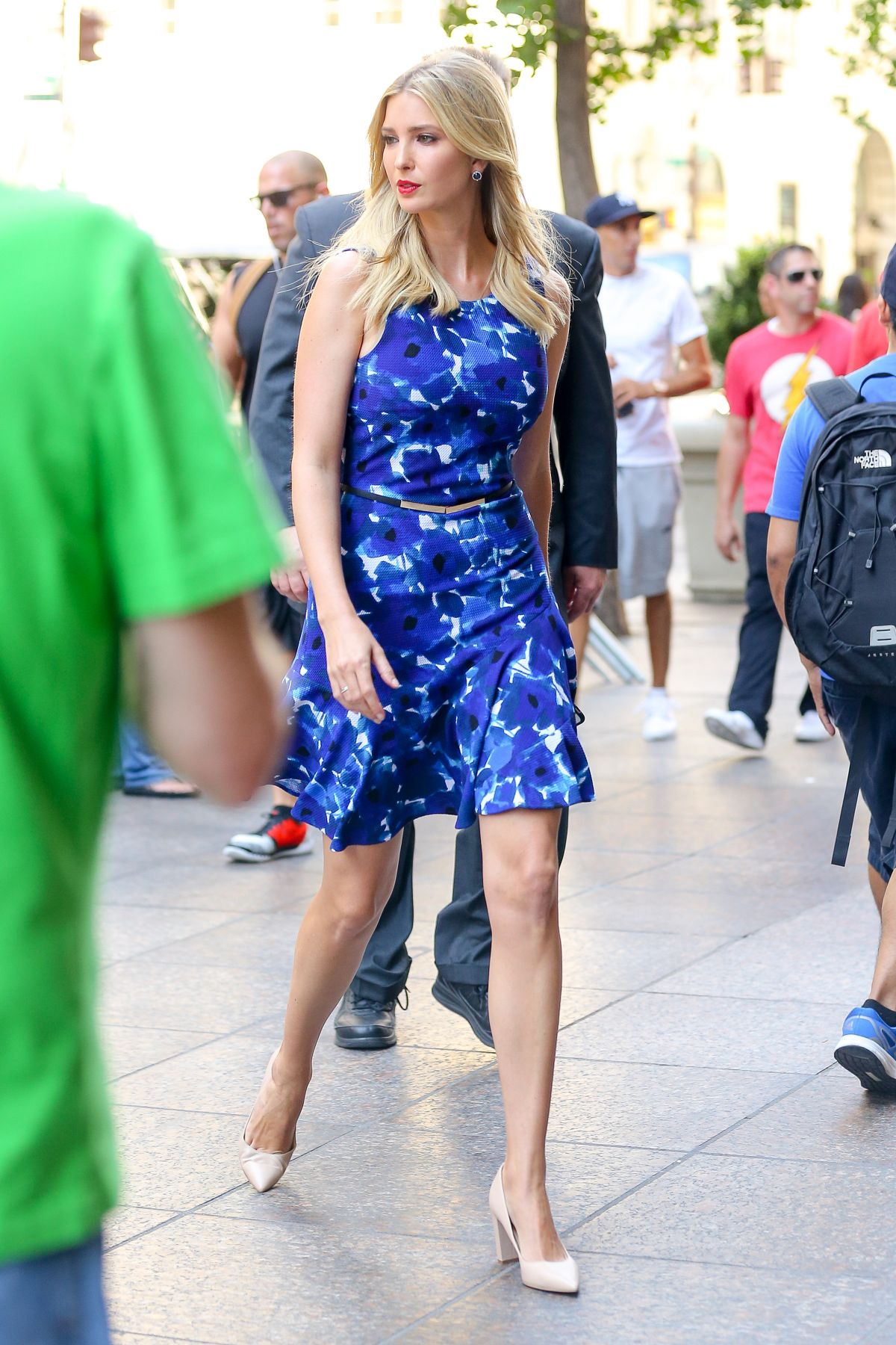 Ivanka Trump Out And About In New York 06 30 2016 Hawtcelebs