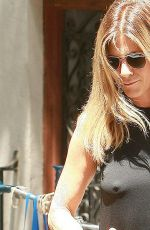 JENNIFER ANISTON Out in New York 06/29/2016