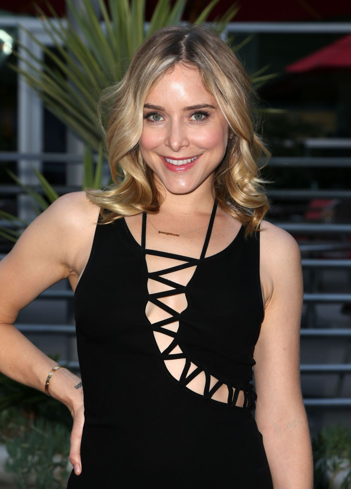 JENNY MOLLEN at Amateur Night Premiere in Hollywood 07/25/2016