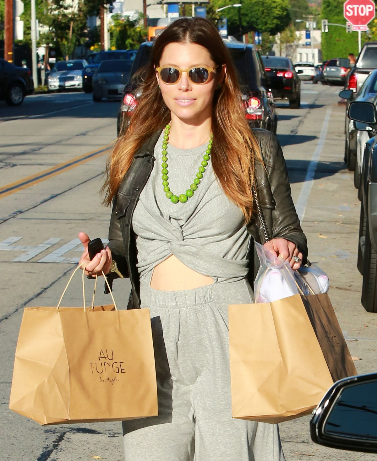 Molly sims archives page 2 of 7 hawtcelebs hawtcelebs - Jessica Biel Leaves Au Fudge In Beverly Hills 07 27 2016