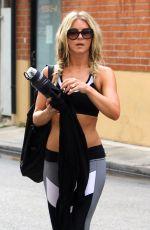 JULIANNE HOUGH Leaves a Gym in Studio City 07/06/2016