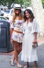 KELLY BENSIMON Out and About in New York 07/02/2016