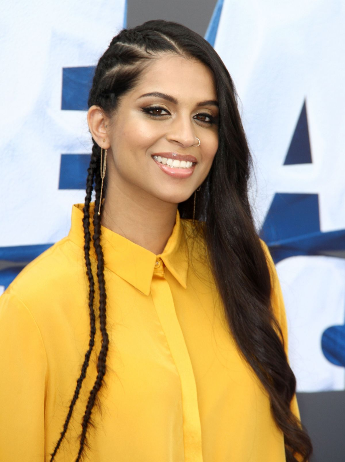 LILLY SINGH at 'Ice Age: Collision Course' Premieee in Los Angeles 07/16/2016