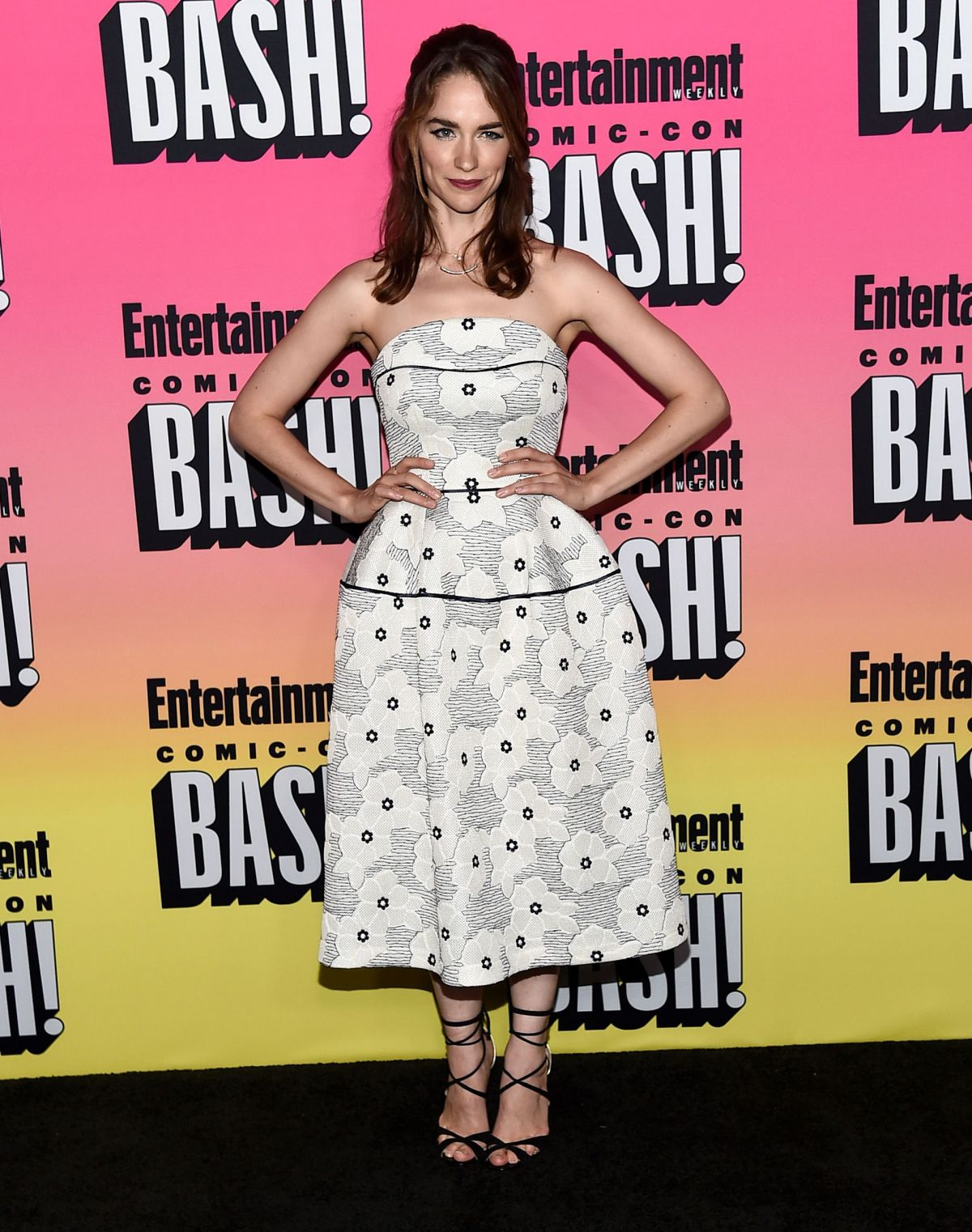 MAGGIE SIFF at Entertainment Weekly