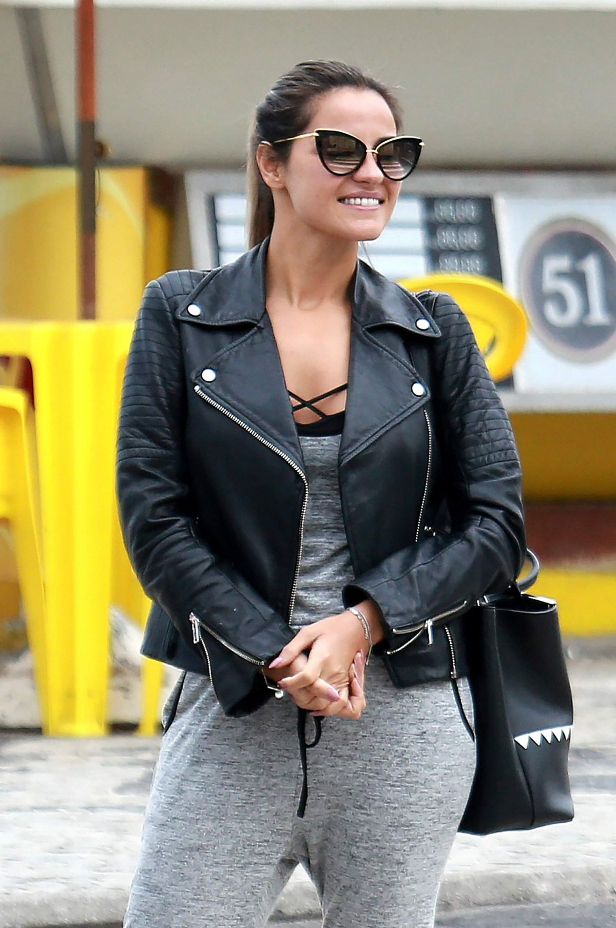 MAITE PERRONI Out and About in Sao Paulo 070/23/2016