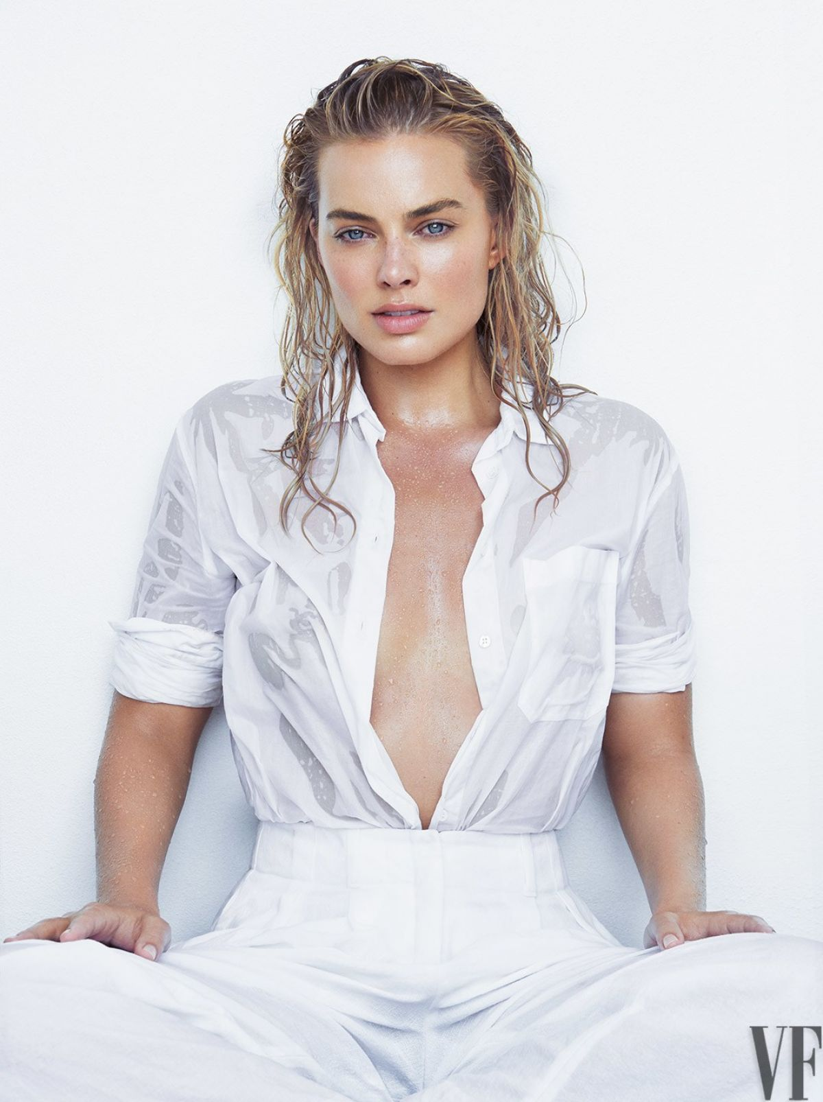 MARGOT ROBBIE in Vanity Fair Magazine, August 2016 Issue  HawtCelebs
