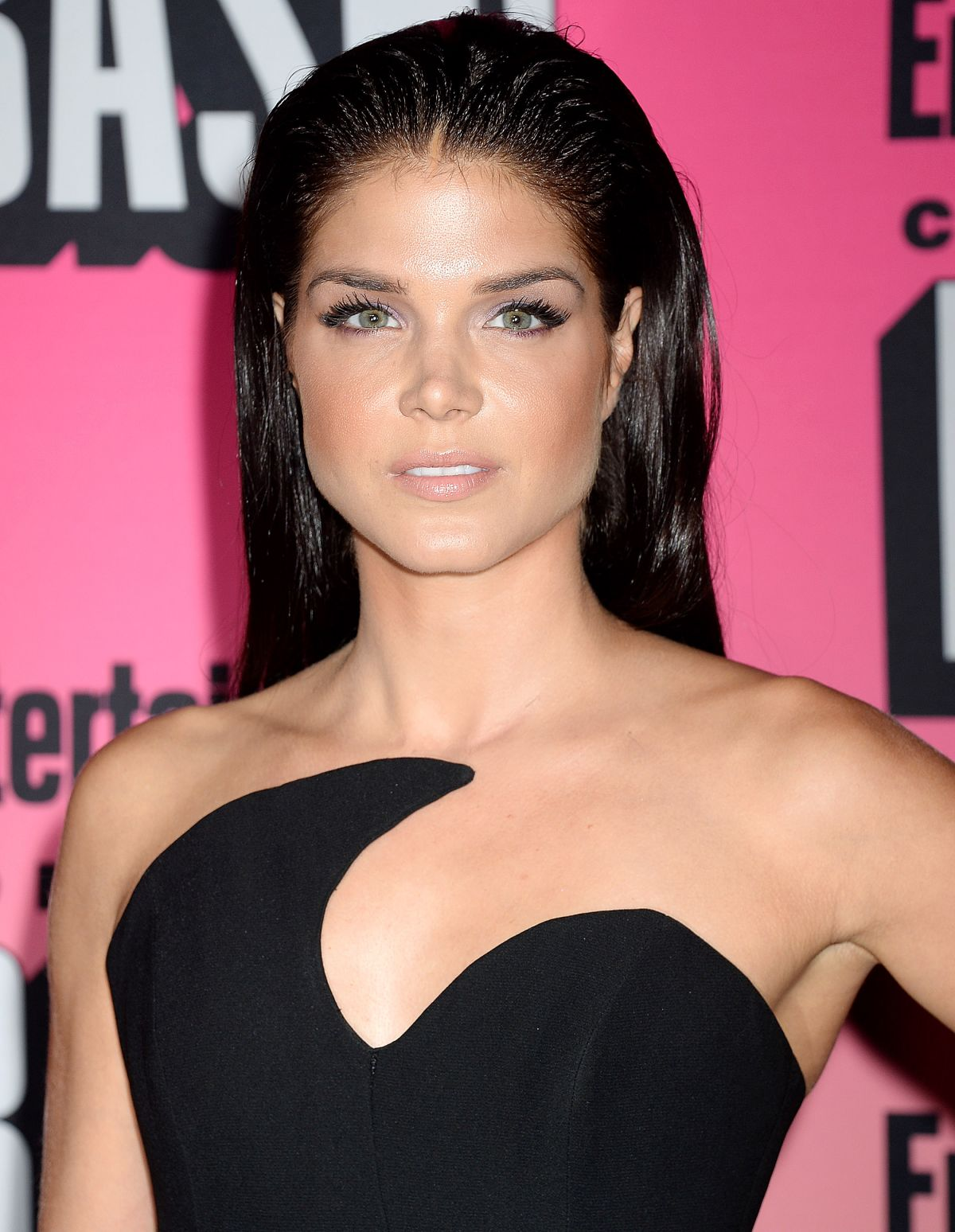MARIE AVGEROPOULOS at Entertainment Weekly's Comic-con ...
