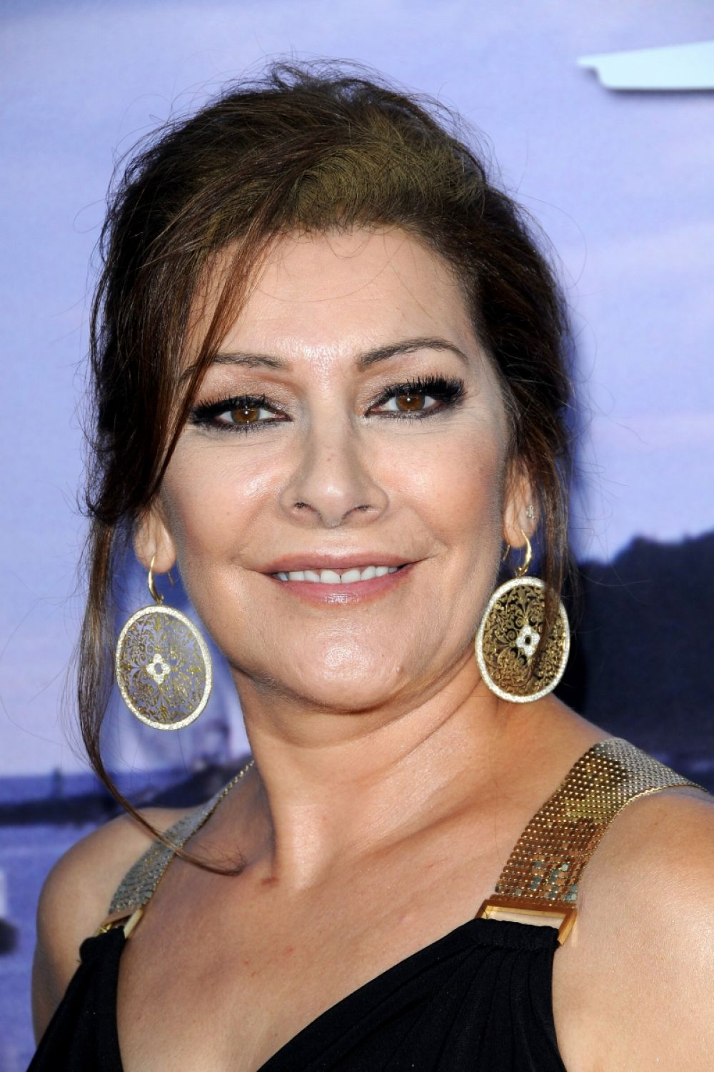 MARINA SIRTIS at Hallmark Movies and Mysteries Summer 2016 TCA Press Tour in Beverly Hills 07/27/2016
