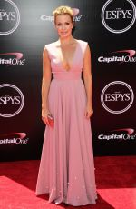 MICHELLE BEADLE at 2016 espys in Los Angeles 07/13/2016