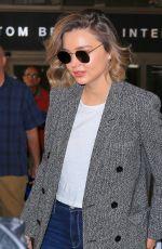 MIRANDA KERR at Los Angeles International Airport 07/03/2016