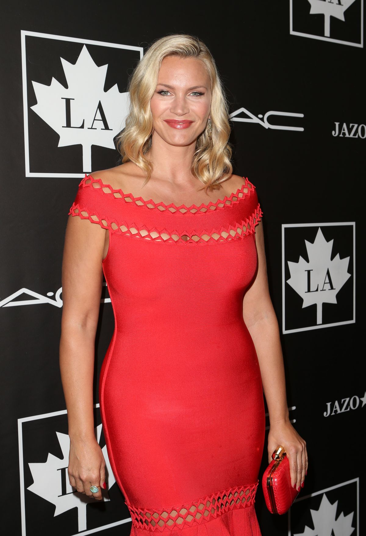 NATASHA HENSTRIDGE at Golden Maple Awards 2016 in Los ...