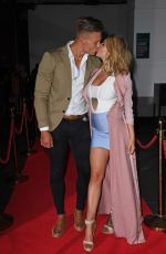 OLIVIA BUCKLAND at Love Island: Heading Home Wrap Party in London 07/14/2016