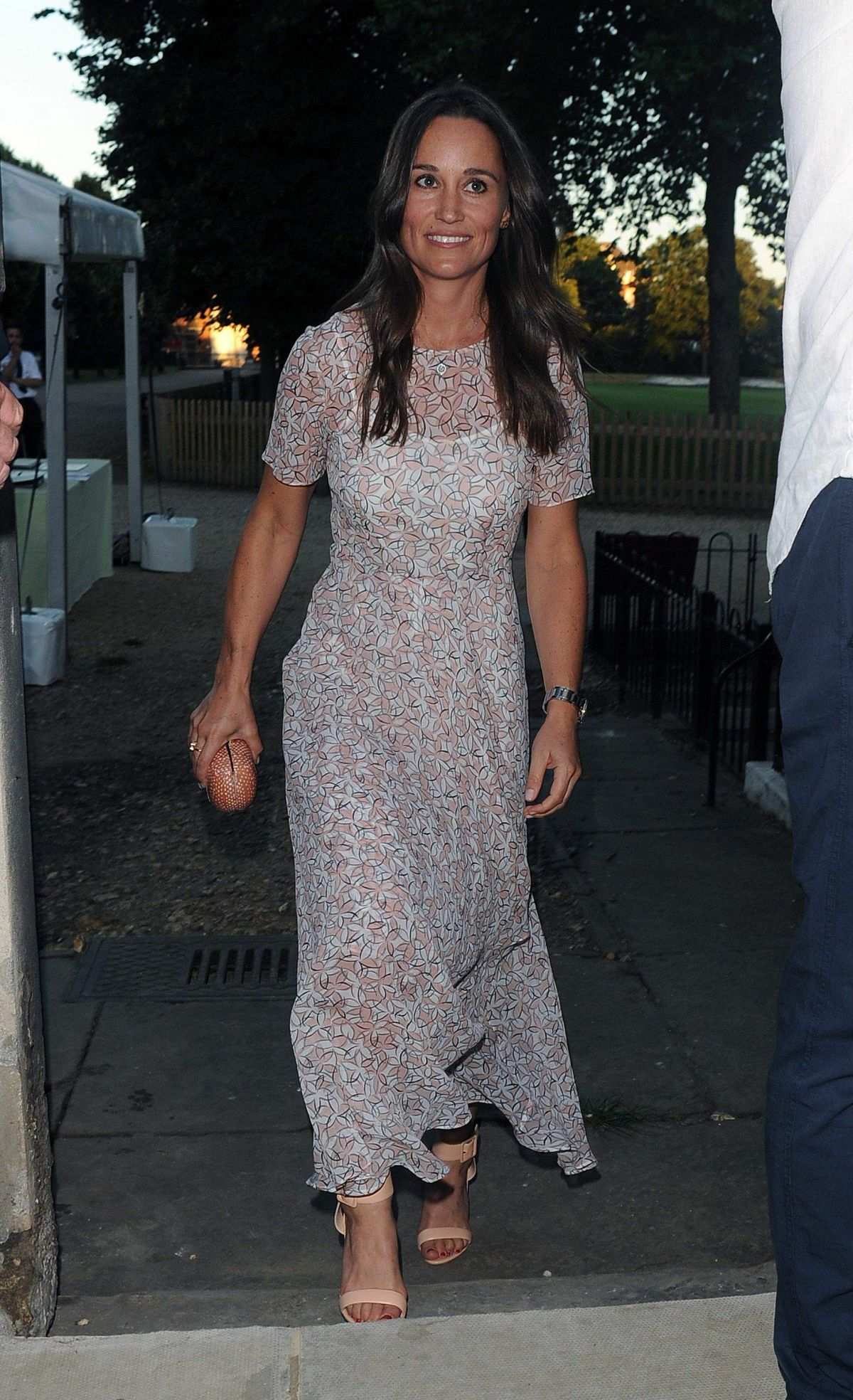 PIPPA MIDDLETON at David Frost Summer Garden Party in London 0718/2016