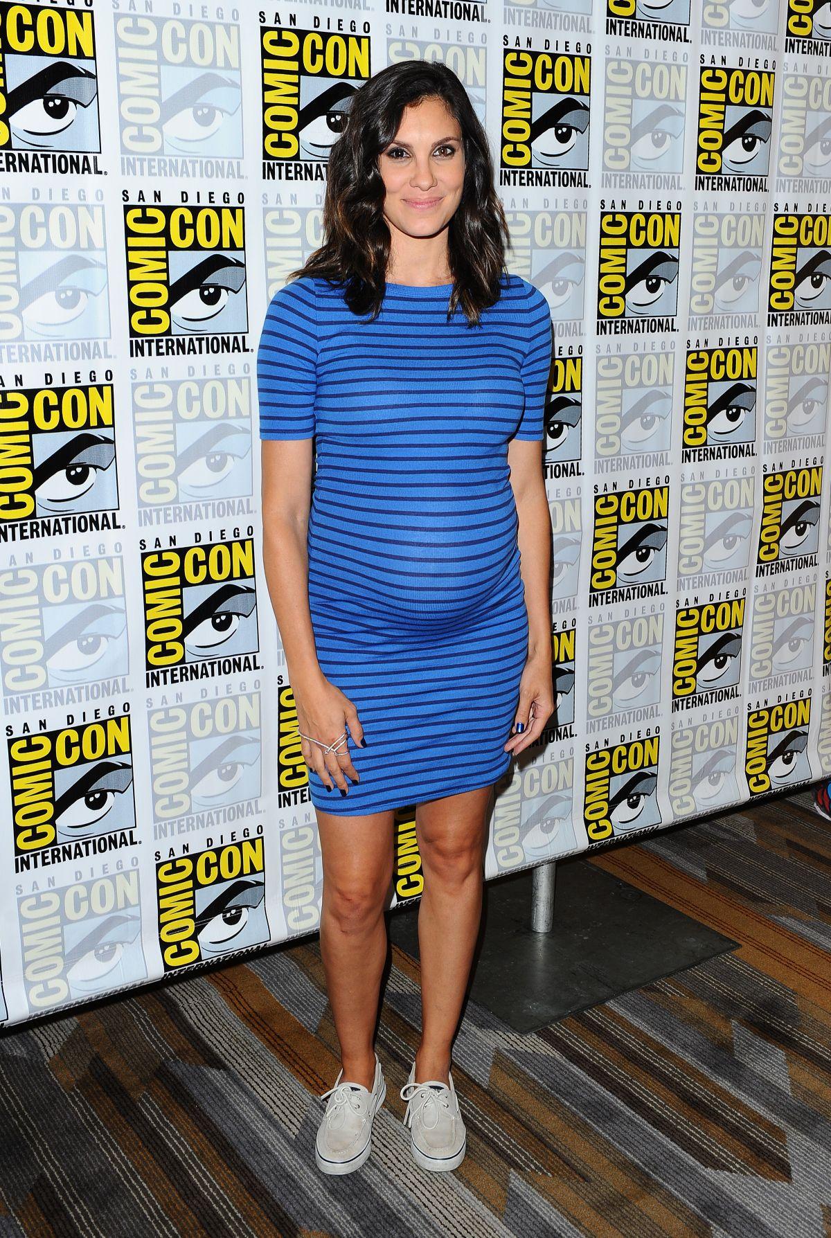 Daniela Ruah Pregnant