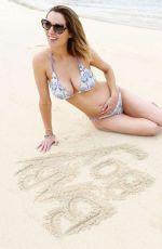 Pregnant EVA AMURRI in Bikini, Instagrams Pictures