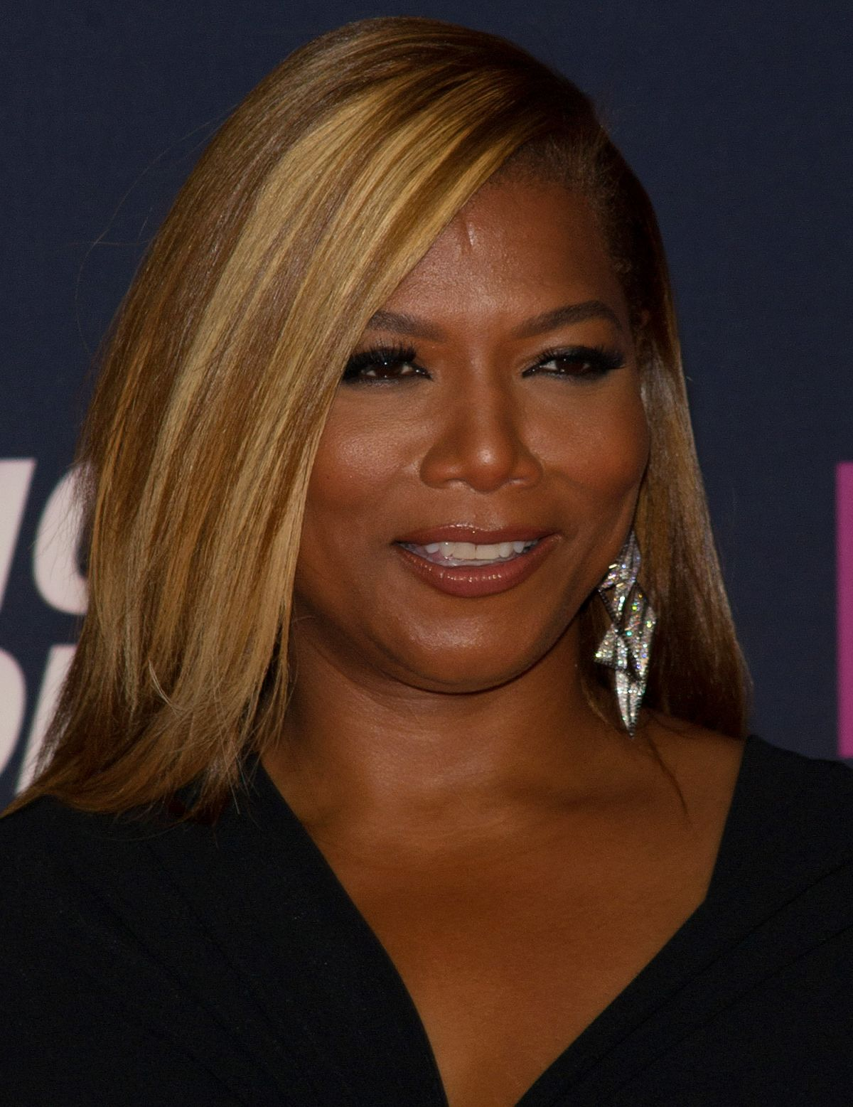 QUEEN LATIFAH at VH1 Hip Hop Honors in New York 07/11/2016