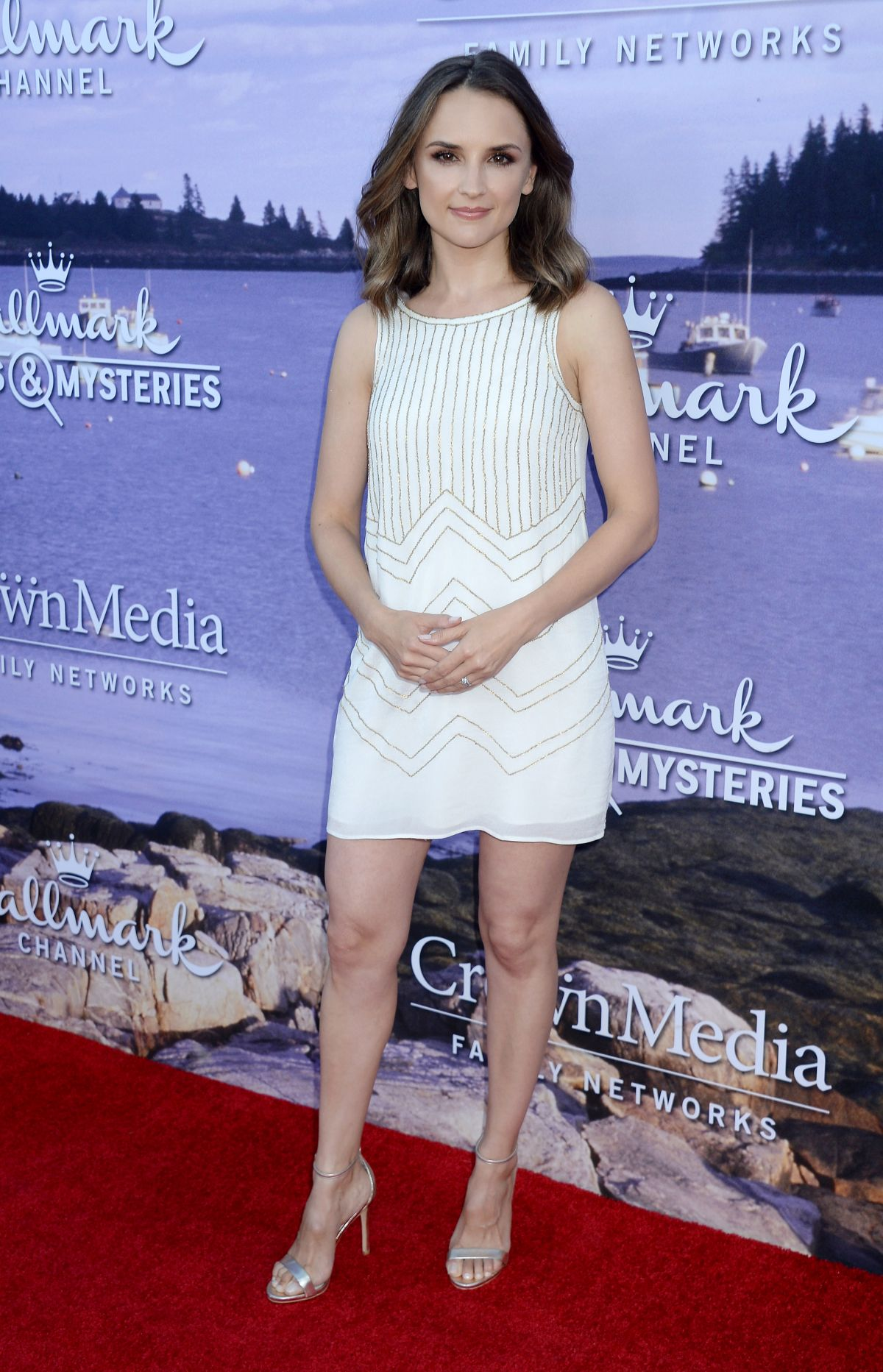 RACHAEL LEIGH COOK at Hallmark Movies and Mysteries Summer 2016 TCA Press Tour in Beverly Hills 07/27/2016