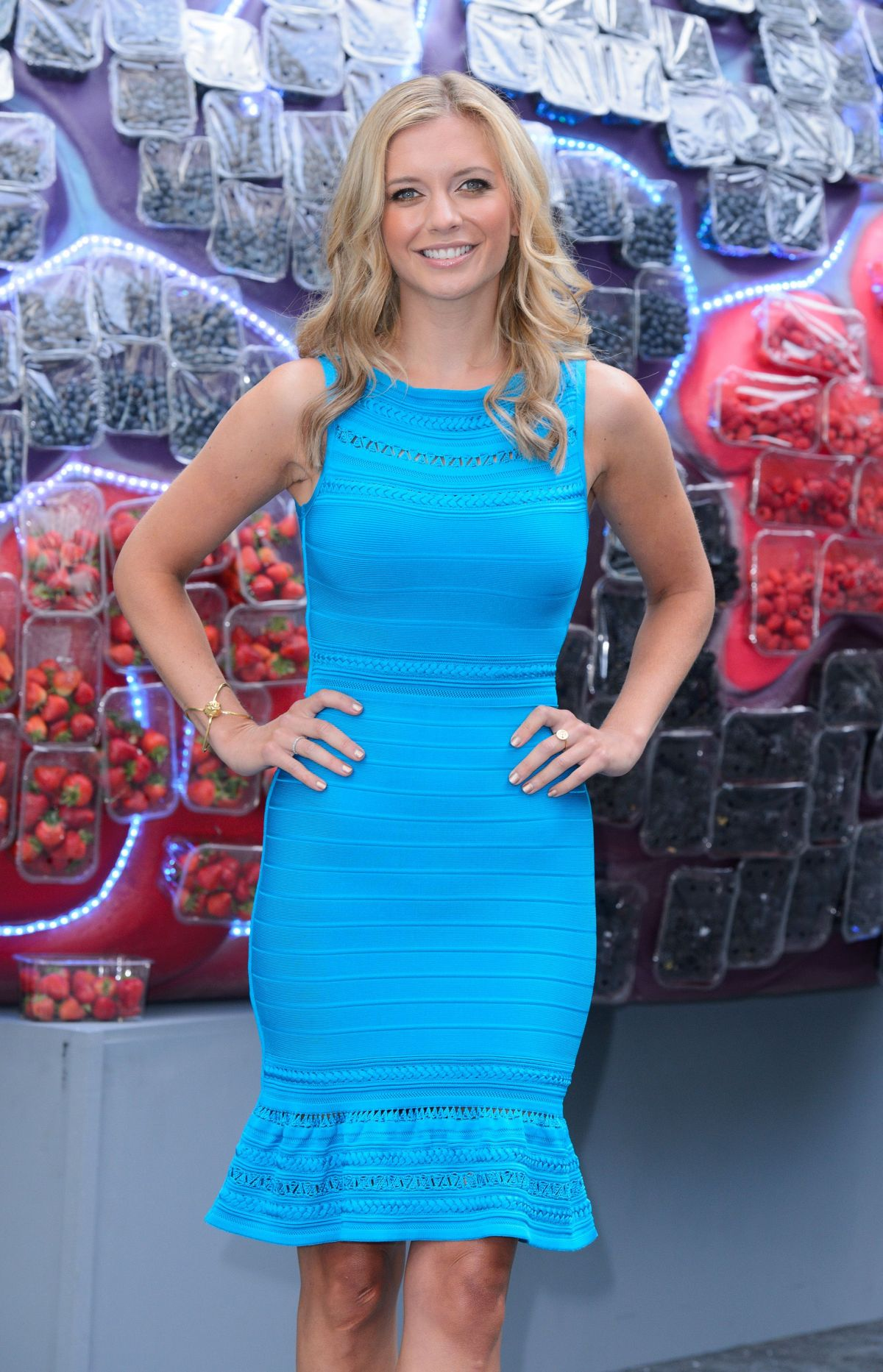 RACHEL RILEY at British Summer Fruits Berry Brainy Event ...