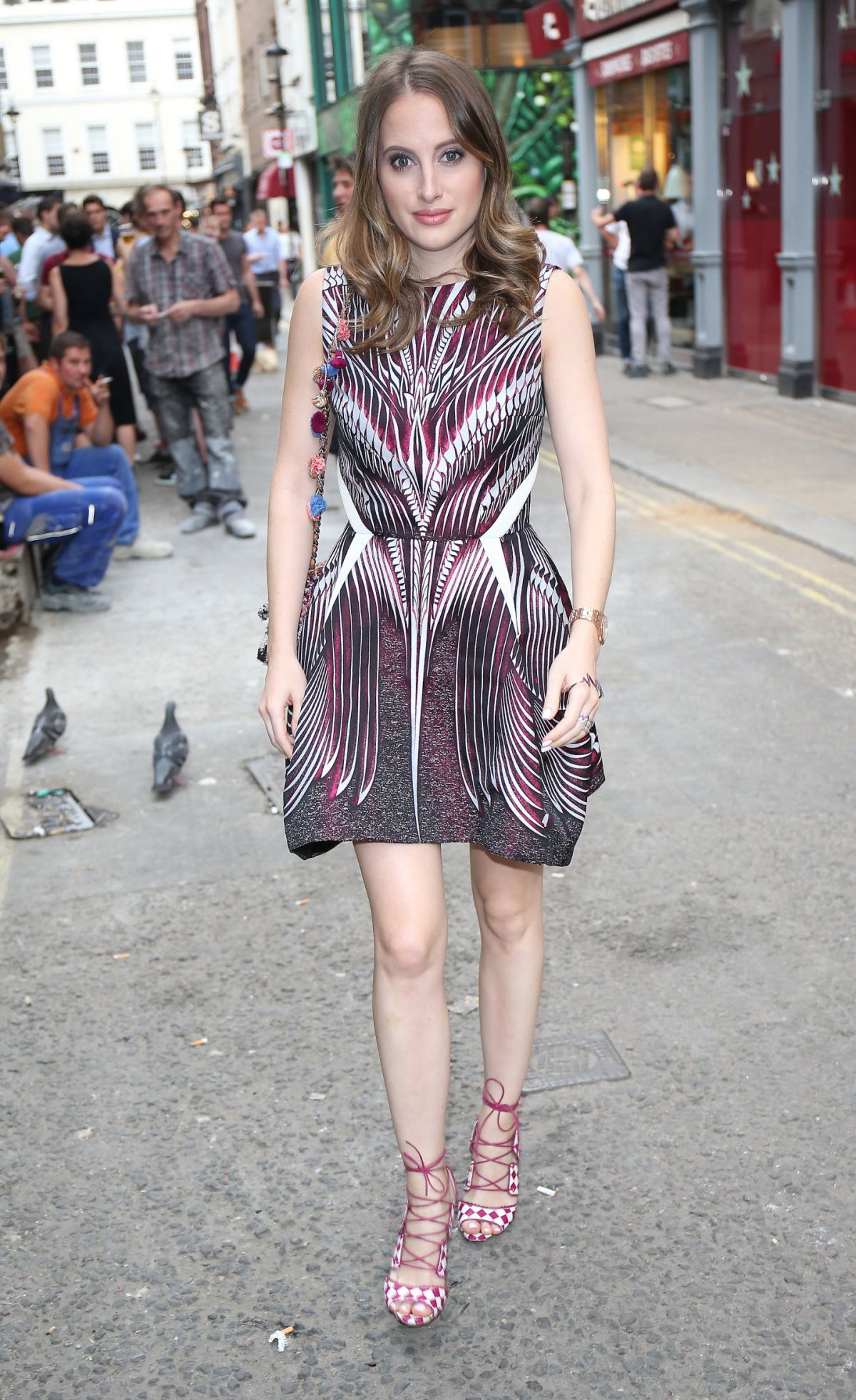 ROSIE FORTESCUE at Spectrum